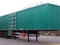 Lufeng ST9405X box body van trailer