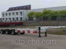 Lufeng ST9406TJZ container transport trailer