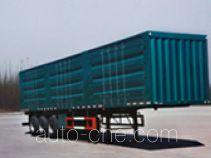 鲁峰牌ST9407X型厢式运输半挂车