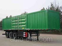 鲁峰牌ST9408X型厢式运输半挂车