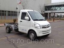 通家福牌STJ1022BEV型纯电动轻型载货汽车底盘