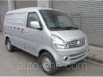 Tongjiafu STJ5022XXY box van truck