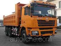 陕汽通力牌STL3256DR384型自卸汽车