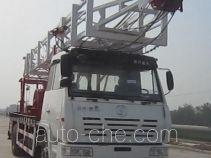 Shaanxi Auto Tongli STL5160TXJ well-workover rig truck
