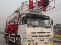 Shaanxi Auto Tongli STL5250TXJ well-workover rig truck