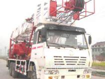 Shaanxi Auto Tongli STL5251TXJ well-workover rig truck