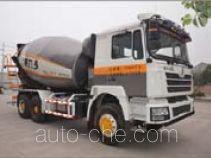 陕汽通力牌STL5256GJB型混凝土搅拌运输车