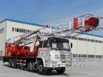 Shaanxi Auto Tongli STL5310TXJ well-workover rig truck