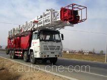 Shaanxi Auto Tongli STL5312TXJ well-workover rig truck