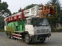 Shaanxi Auto Tongli STL5320TXJ90 well-workover rig truck