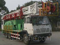 Shaanxi Auto Tongli STL5321TXJ90 well-workover rig truck