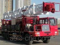 Shaanxi Auto Tongli STL5371TXJ well-workover rig truck