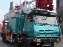 Shaanxi Auto Tongli STL5380TXJ-DB1 well-workover rig truck
