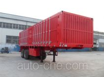 Daxiang STM9350XXY box body van trailer