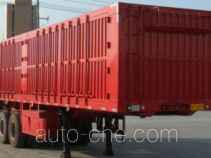 Daxiang STM9371XXY box body van trailer