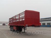 大翔牌STM9400ACLX型仓栅式运输半挂车