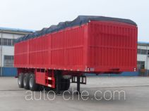 Daxiang soft top box van trailer