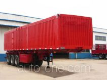 Daxiang STM9400XXYZ box body van trailer