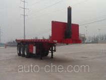 Daxiang STM9403ZZXP flatbed dump trailer