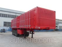 Daxiang STM9406XXY box body van trailer