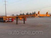 大翔牌STM9407TJZG型集装箱运输半挂车