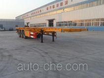 大翔牌STM9408TJZG型集装箱运输半挂车