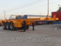 Daxiang container transport trailer