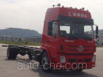 Sitom STQ1183L16Y4N5 truck chassis