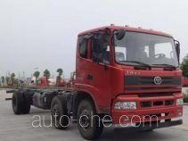 十通牌STQ1201L16Y3D5型载货汽车底盘