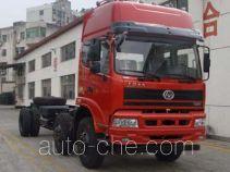 十通牌STQ1251L16Y3D4型载货汽车底盘