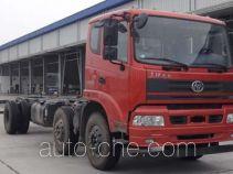 十通牌STQ1251L16Y3D5型载货汽车底盘