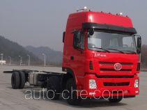 十通牌STQ1253L13Y3D5型载货汽车底盘