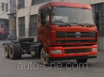 十通牌STQ1256L10Y4S4型载货汽车底盘