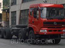 十通牌STQ1312L16Y3B5型载货汽车底盘