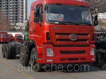 十通牌STQ1319L16Y4B5型载货汽车底盘