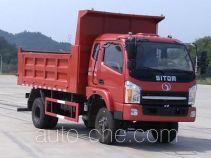 十通牌STQ2041L02Y2E4型越野自卸汽车