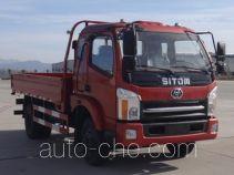 十通牌STQ2042L02Y2E4型越野载货汽车
