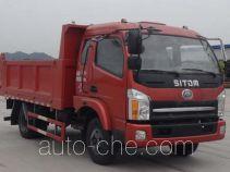 十通牌STQ3041L2Y1N5型自卸汽车