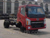 十通牌STQ3041L2Y1N5型自卸汽车底盘