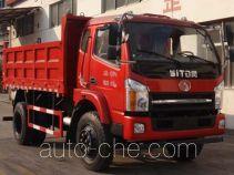 十通牌STQ3168L4Y34型自卸汽车