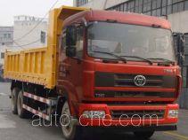 十通牌STQ3256L10Y4S4型自卸汽车