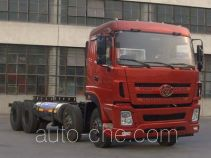十通牌STQ3311L15N4B5型自卸汽车底盘