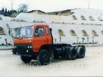 Sitom cabover tractor unit
