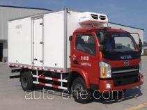 十通牌STQ5041XLCN4型冷藏车