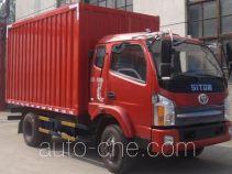 十通牌STQ5042XXYN5型厢式运输车