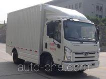 十通牌STQ5042XXYNBEV型纯电动厢式运输车