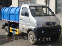 十通牌STQ5043ZLJN3型自卸式垃圾车