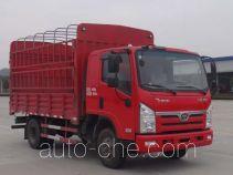 十通牌STQ5047CCYN5型仓栅式运输车