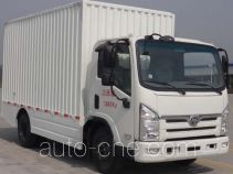 十通牌STQ5072XXYNBEV型纯电动厢式运输车