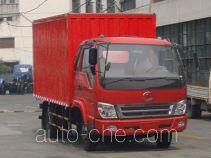 十通牌STQ5121XXYN04型厢式运输车